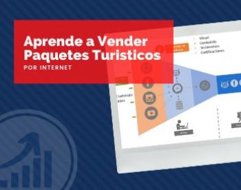 ▷ Curso aprende a vender paquetes turísticos por Internet